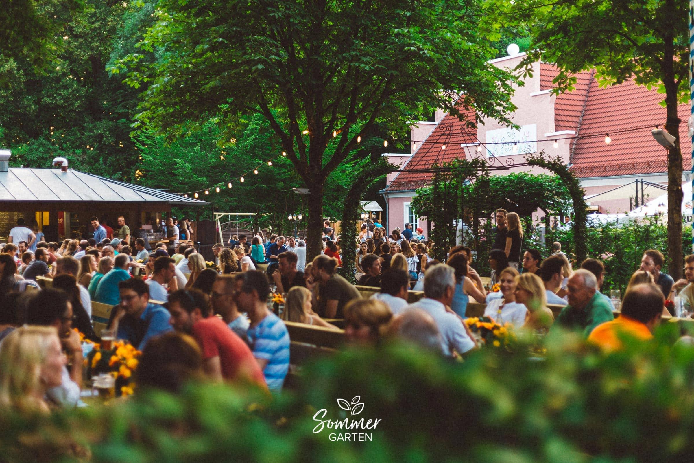 Sommergarten Erding Home